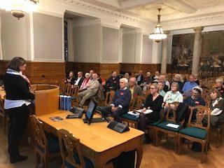 Møde om Færøerne - DKPF
